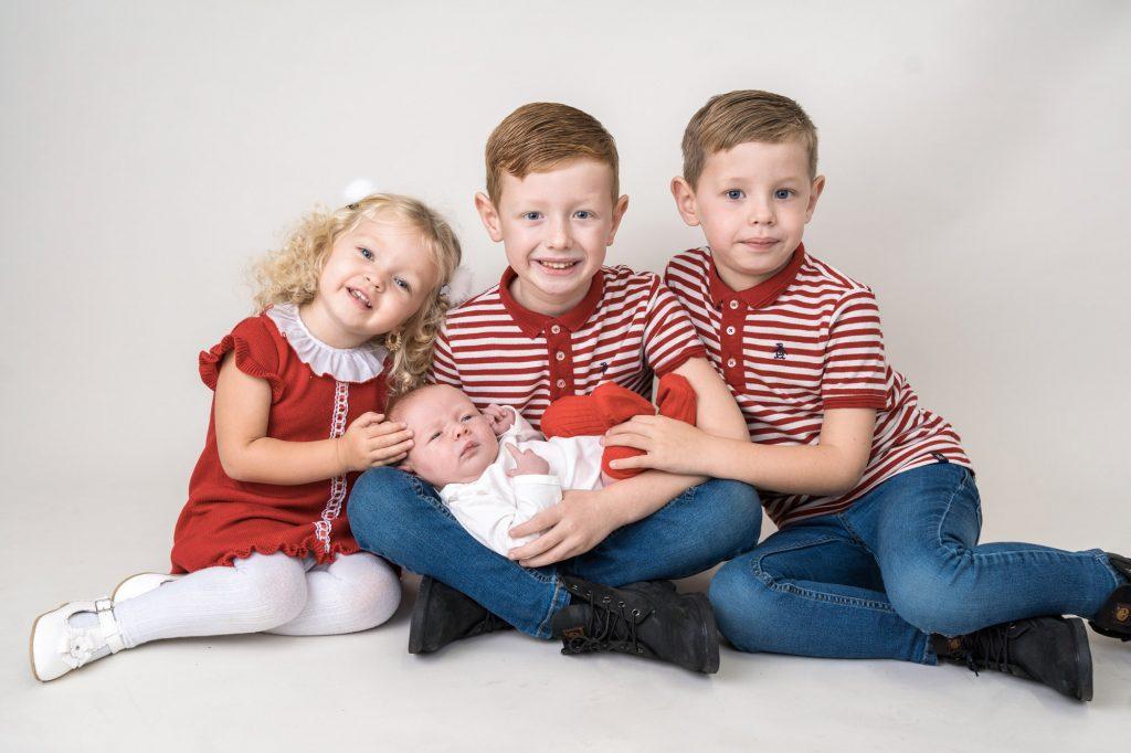 Bexley newborn studio photography