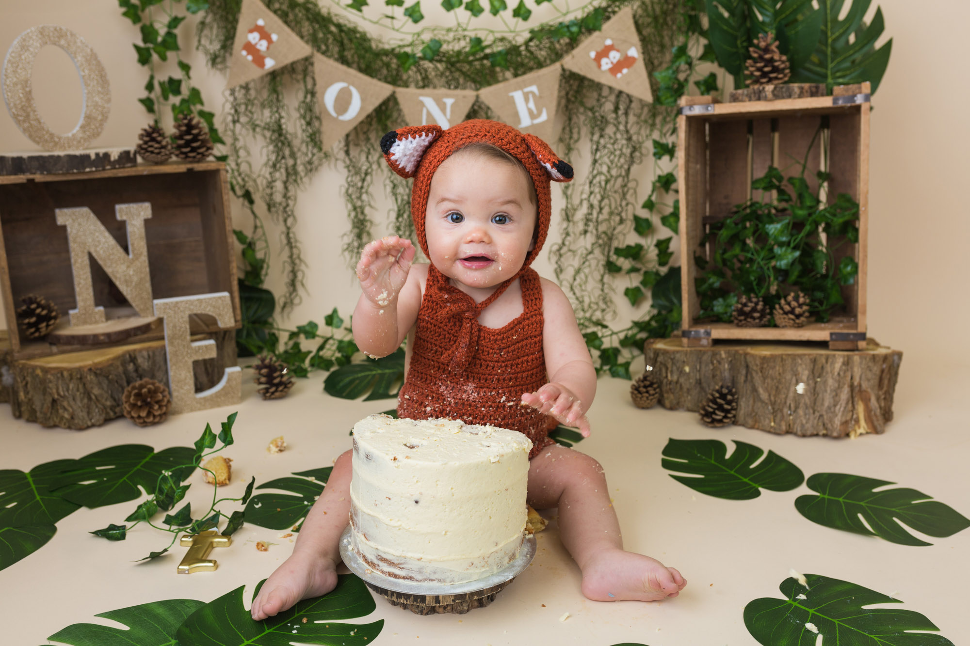 Gravesend Cake Smash Photographer