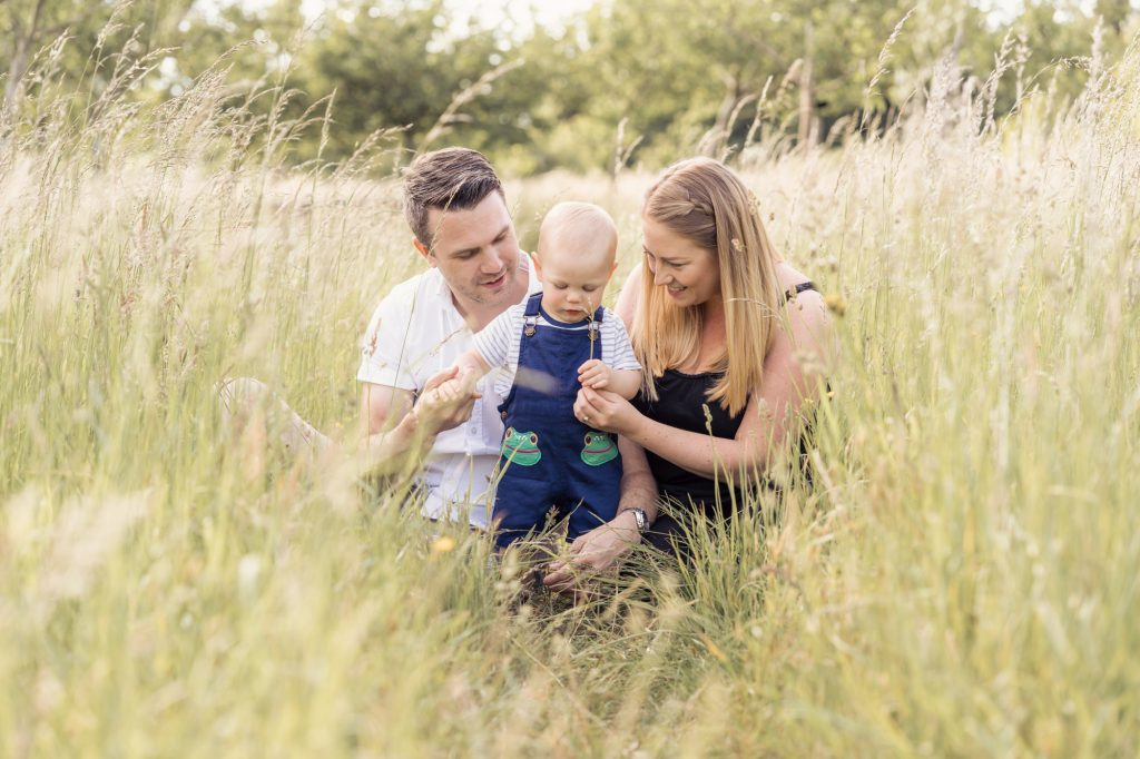 outdoor family photography Gravesend
