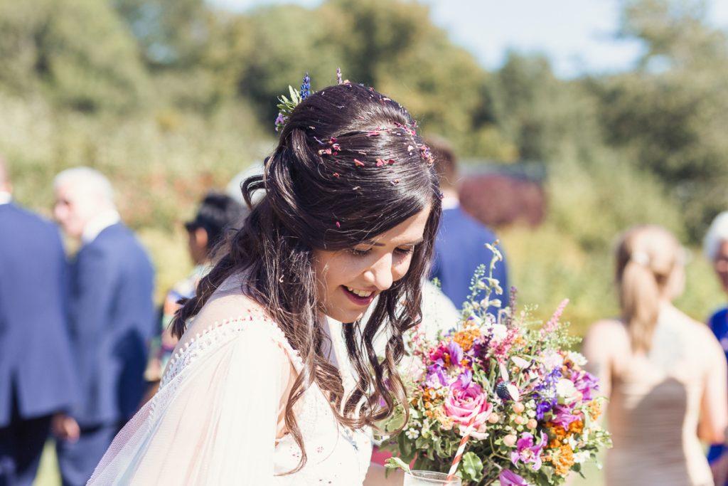 wedding photography closeup
