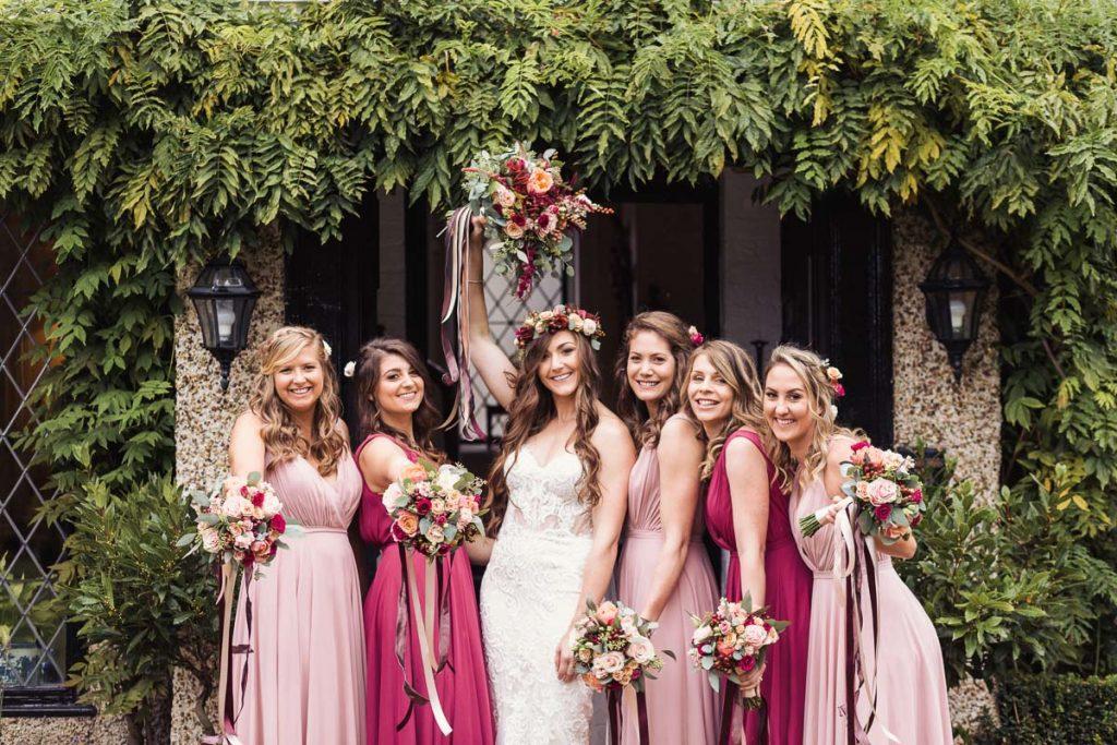 Raining Tipi Kent Wedding