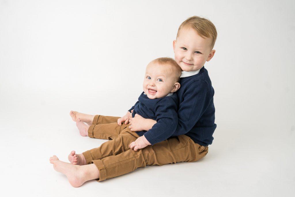 family portrait photography set