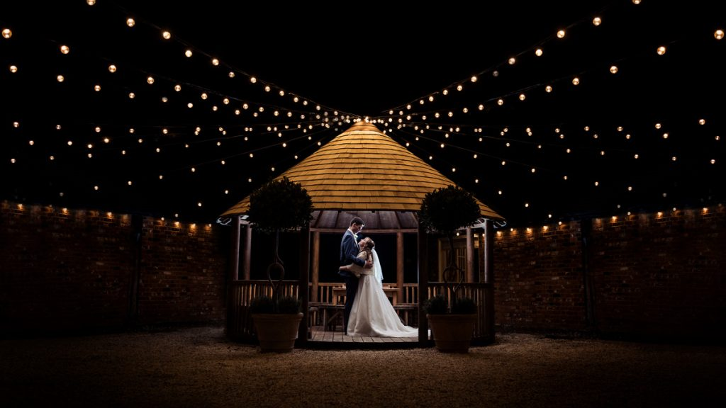 The Barnyard Kent Wedding