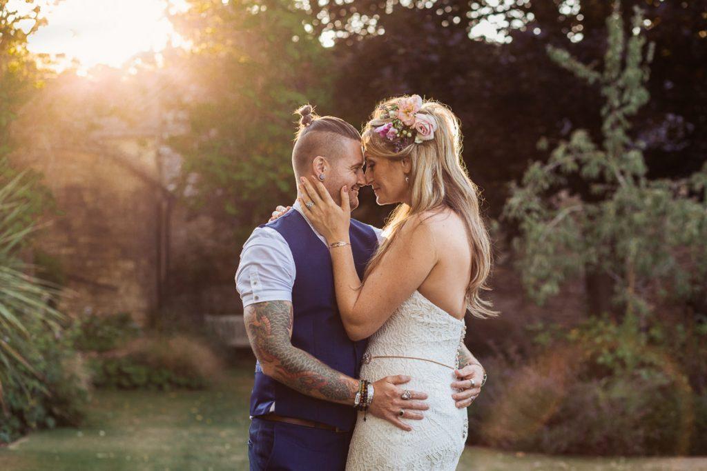 The Gardens Yalding Wedding
