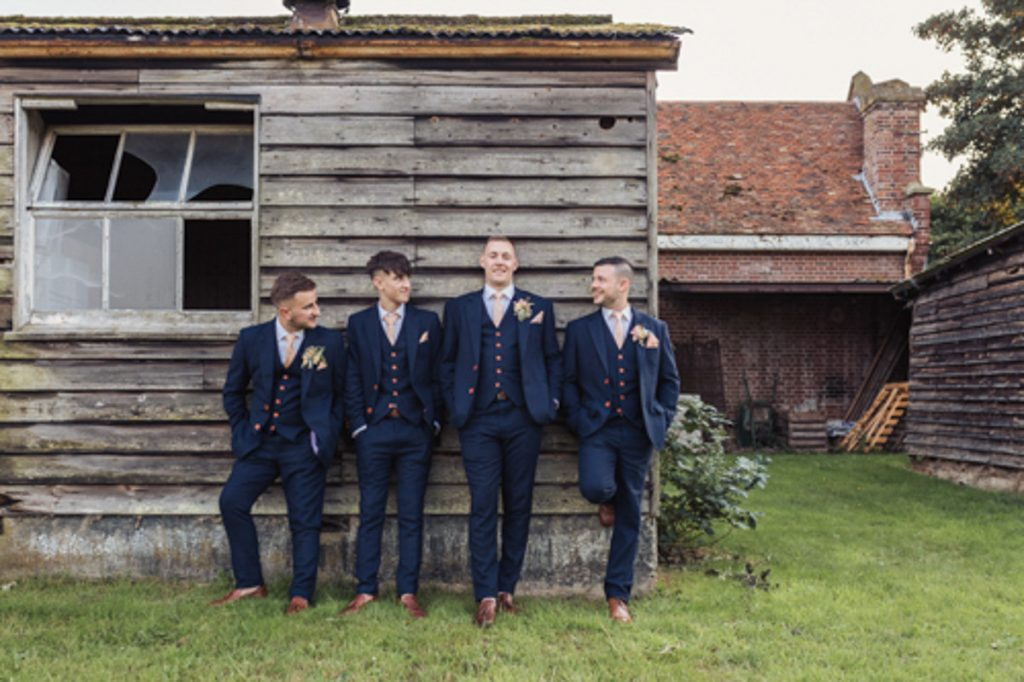 The Night Yard, Canterbury Wedding