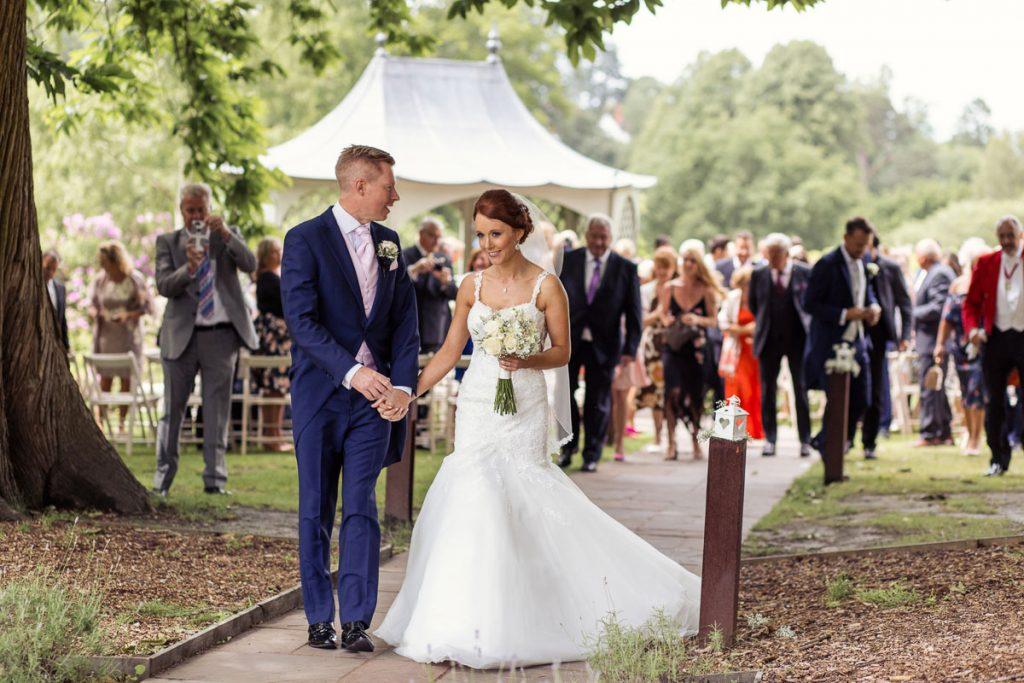 The Spa hotel wedding